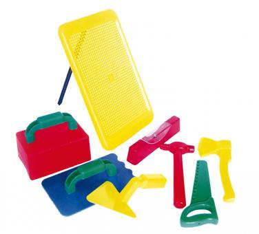Игровой набор Строитель в сумке