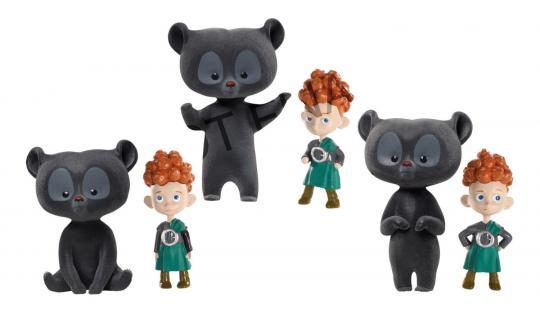 Disney Фигурки-трансформеры Братья-медведи, Храбрая сердцем