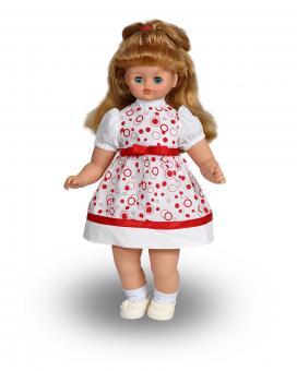 Кукла Вероника 15 озвученная Мягконабивная