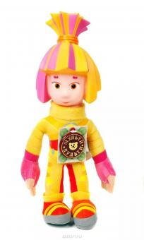 Мягкая игрушка Мульти-Пульти Симка (м/ф Фиксики) со светом, 28см