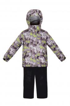 Комплект д/м (куртка+полукомбинезон)