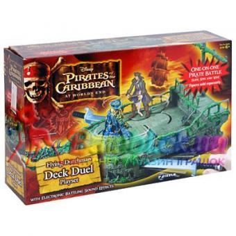 Игровой набор Серия Пираты Карибского моря 3 Дуэль на палубе