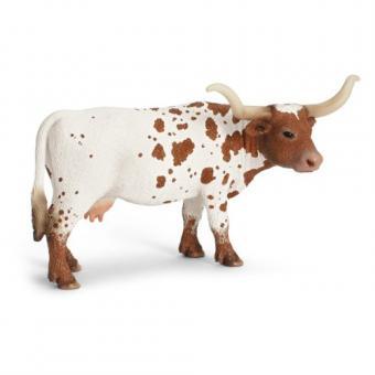 Фигурка Техасский Лонгхорн корова