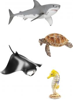 Набор фигурок Животные океана