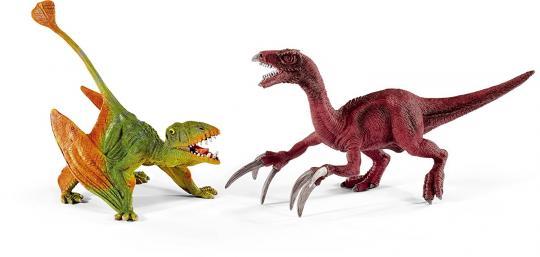 Фигурка Диморфодон и Теризинозавр, малые