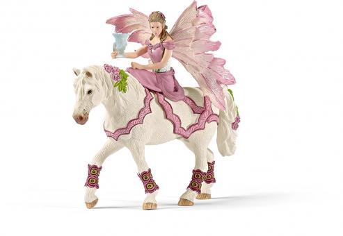 Фигурка Эльф Фея на лошади
