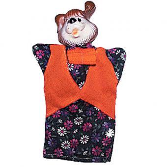 Кукла-перчатка Жучка