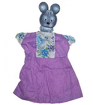 Кукла-перчатка Мышка