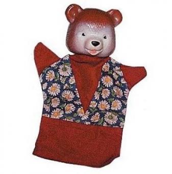 Кукла-перчатка Медведь