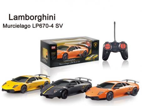 Машина на радиоуправлении 1:24 Lamborghini Murcielago
