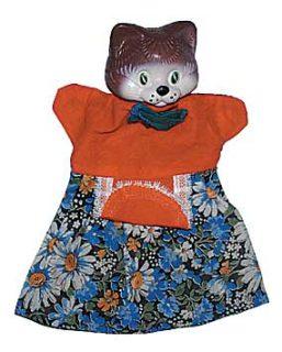 Кукла-перчатка Кошка