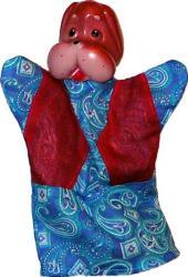 Кукла-перчатка Филя