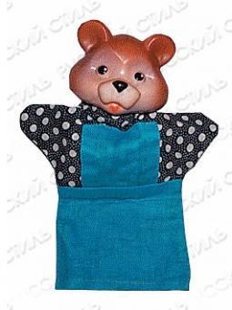 Кукла-перчатка Медведица