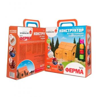 Конструктор-кирпичики Ферма