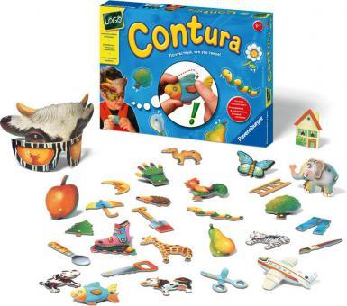 Настольная игра  Контура (Contura почувствуй, что это такое)