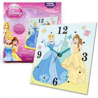 Создай свои часы Disney Принцессы
