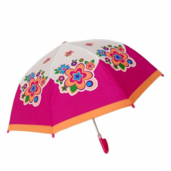 Зонт детский Цветы 46 см