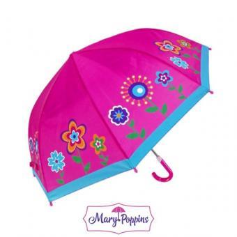 Зонт детский Цветы 41 см