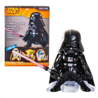 Star Wars Сборная модель ФИГУРКА ДАРТ ВЕЙДЕР 5 см