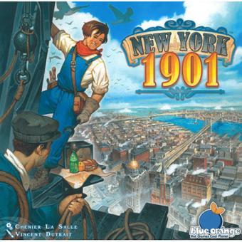 Настольная игра Нью-Йорк 1901