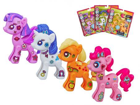 Пони  My Little Pony Pop в ассортименте MY LITTLE PONY