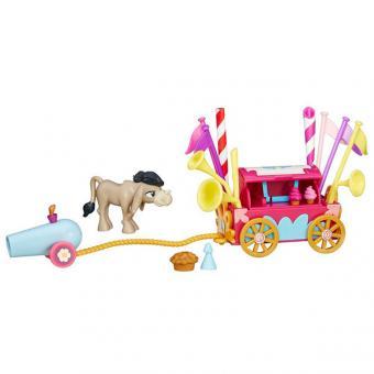 Коллекционный мини игровой набор My Little Pony  пони (в ассорт.)
