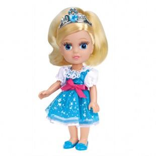 Кукла Disney Принцесса Золушка 15см,на батозвученная с аксесс