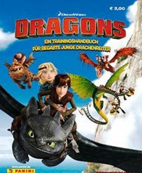 Наклейки DRAGONS/Драконы УПАКОВКА 50 шт.