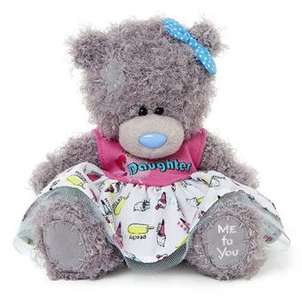 Мишка Тедди Me to You 18 см. в платье