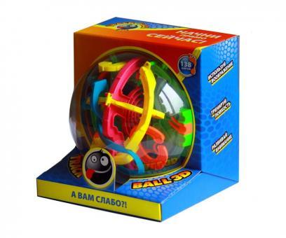 Track Ball 3D 19 см, 138 ходов