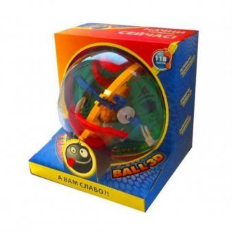 Track Ball 3D 17 см, 118 ходов