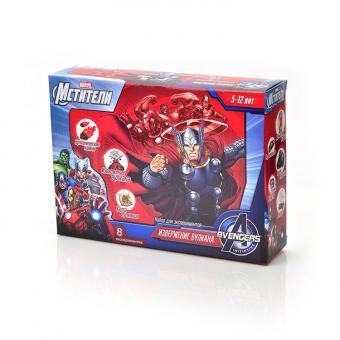Набор для проведения экспериментов Marvel Мстители Извержение вулкана