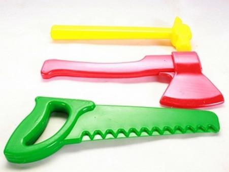 Столярный набор ножовка,топор,молоток