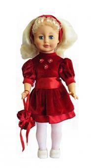 Кукла Людмила 9 озвученная 54 см