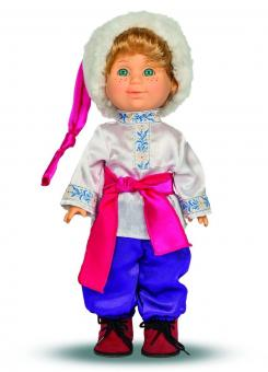 Кукла Тарас озвученная 35 см