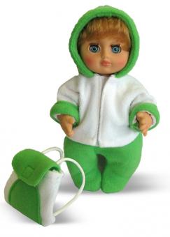 Кукла Любочка 2 малышка 22 см