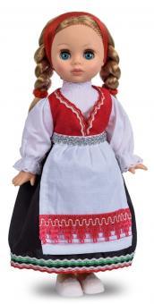 Кукла Эля в норвежском костюме 30 см