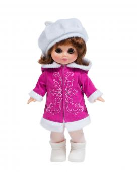 Кукла Настя 15 озвученная 30 см