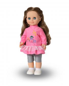 Кукла Анна 19 озвученная, 42 см