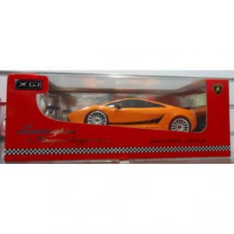 Машина на радиоуправлении 1:18 Lamborghini Superleggera