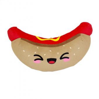 Мягкая игрушка Веселый хот-дог