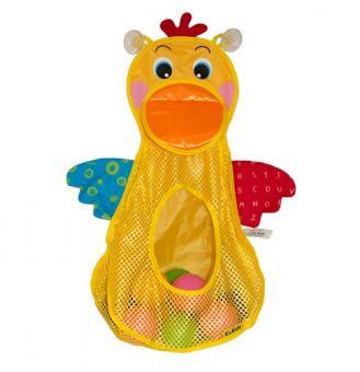 Игровой набор Голодный пеликан с мячиками