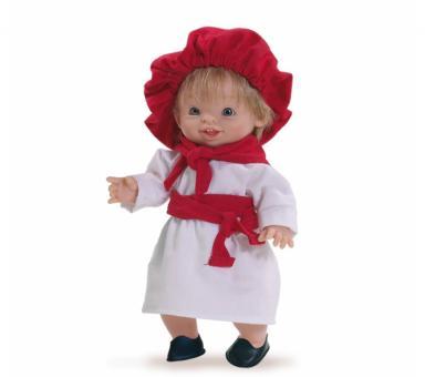 Кукла-пупс мальчик, 21 см