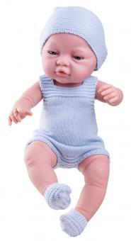 Кукла-пупс Бэби в голубом, 45 см