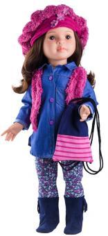 Шарнирная кукла Лидия, 60 см