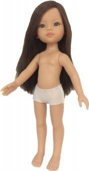 Кукла Мали без челки без одежды, 32 см