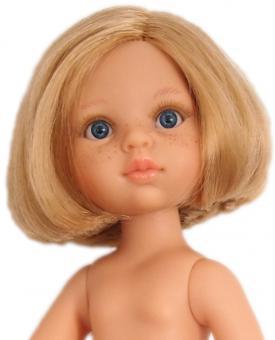 Кукла Даша, каре, без одежды, 32 см