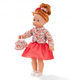 Кукла Джулия, рыжая,  46 см