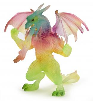 Фигурка Радужный дракон, 13 см