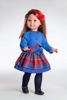 Шарнирная кукла Сандра, 60 см